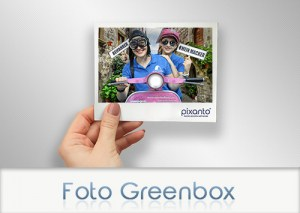 Foto Greenbox Fotoautomat